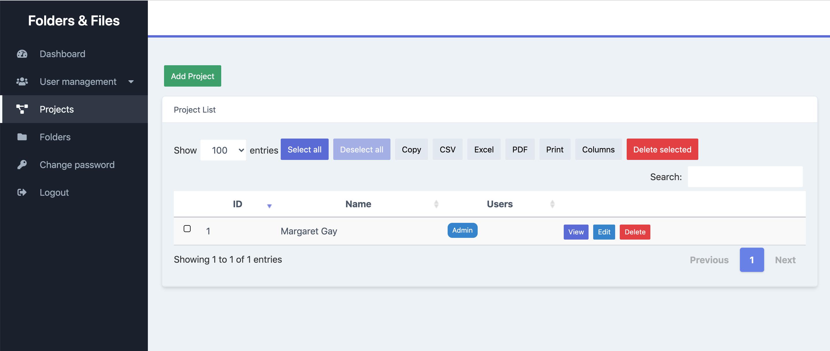Fastest Laravel Admin Dashboard Github